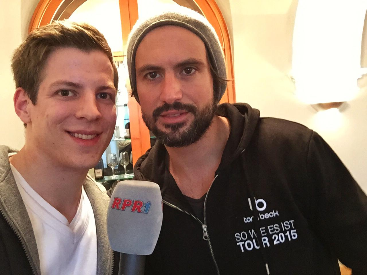 Tom Beck & Daniel Schüler